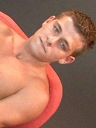 Jock twink AJ is one damn fine looking stud.