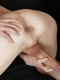 Gang Bang: Fresh-Faced Rookie Gets Two Dicks For The Spit-Roast Price Of One!