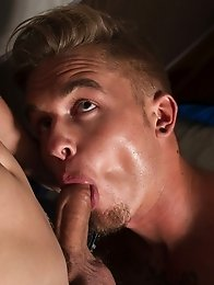 Matthew Keading is an anal addict so when hot jock Felix Warner