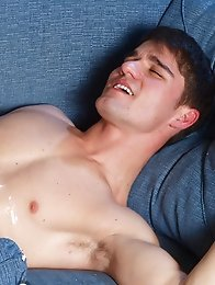 Hell hath no fury like a massively hung twink thats horny, and thats just what Tyler Mansfield is, especially when he sees the killer body on Brock Ri